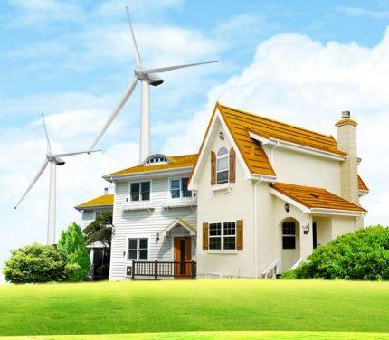 Elektrinė namams