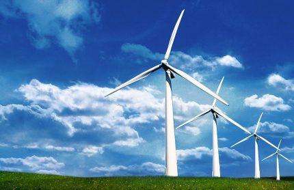 Vėjo malūno įrengimas