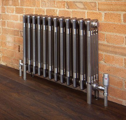 Sectional Radiator Connection