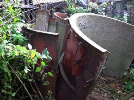 Barrel mold making