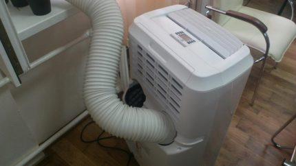 Pārnēsājams gaisa kondicionieris
