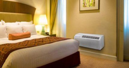 Gaisa kondicionētājs guļamistabā
