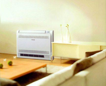 Grīdas gaisa kondicionieris