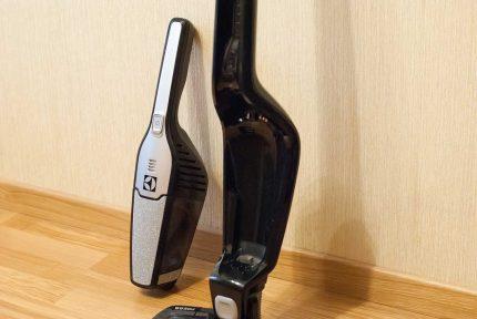 Removable vacuum cleaner unit Electrolux