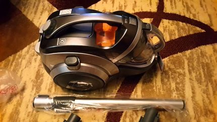 Disassembled LG Vacuum Cleaner