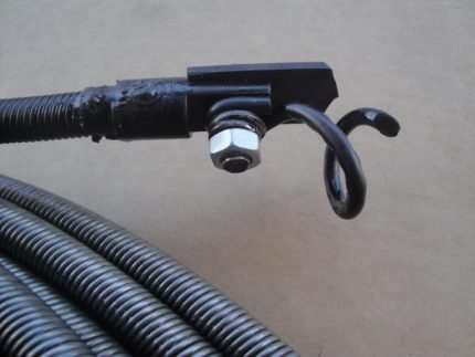 Plumbing cable