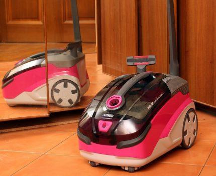 Vacuum cleaner Allergy & Family