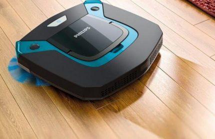 Philips robotic device