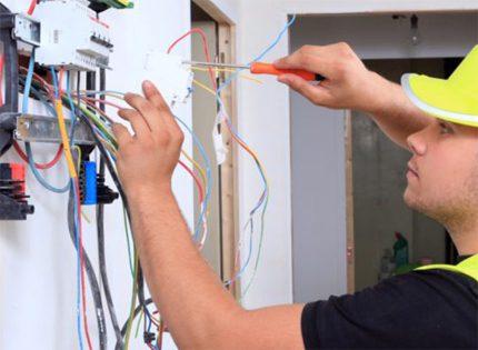 Câblage professionnel à domicile
