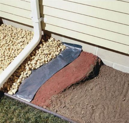 Waterproofing layer