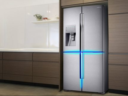 The advantages of Samsung refrigerators