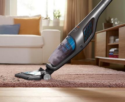 Inexpensive vacuum cleaner