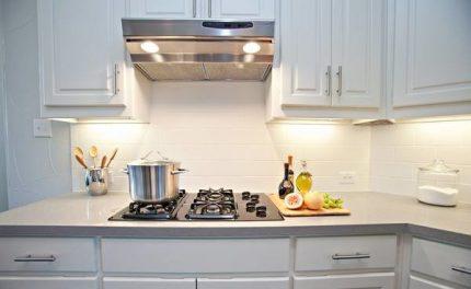 Virtuvė - didelis drėgnumas