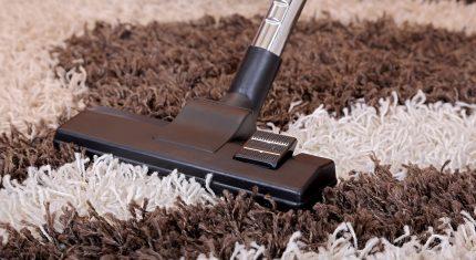 Vacuum cleaner suction power