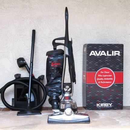 Vacuum cleaner Kirby Avalir