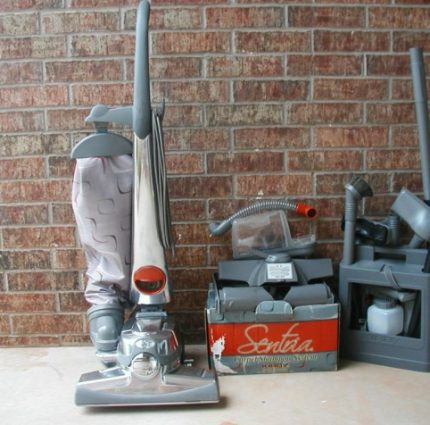 Vacuum cleaner Kirby Centria