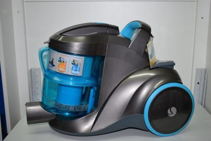 Aquafilter dammsugare