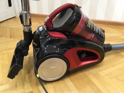 Vacuum cleaner brand Supra