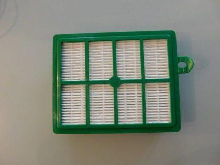 Utseende av HEPA-filter