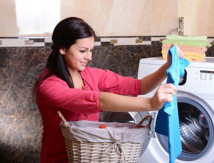 Kandy brand washing