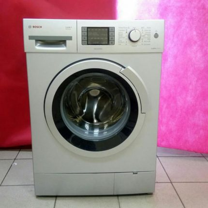 The washing machine of a famous manufacturer