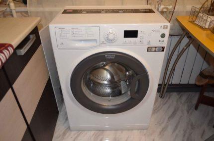 Hotpoint washing machine Ariston