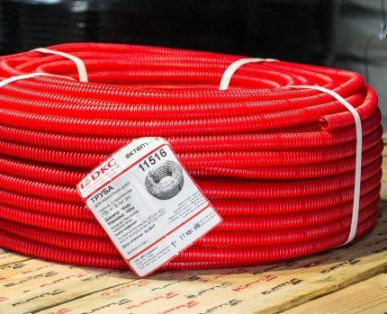 Structure des câbles