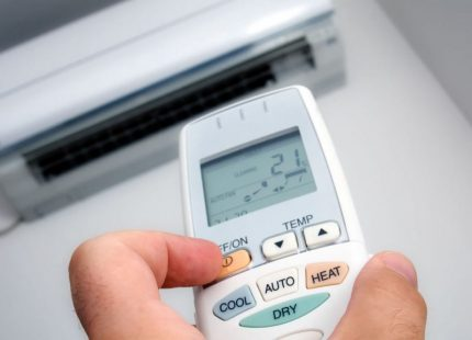 Climate control of living rooms