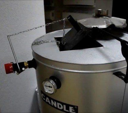 Candle Cauldron