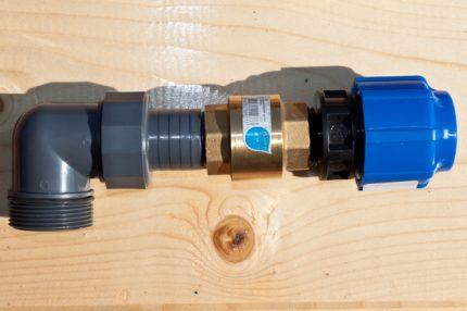 Type of check valve