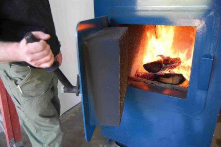 Ramoneur pour cheminées
