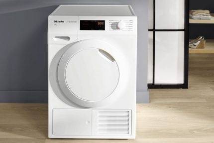 Quiet machine from Miele
