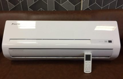Air conditioner functionality