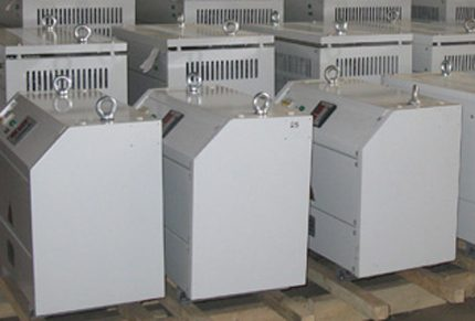 Electromash voltage stabilizers