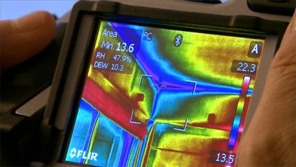 Thermogram thermal imager