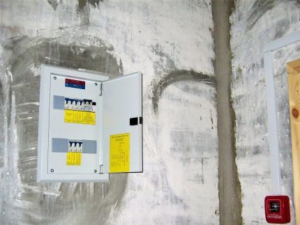Wall Mounting an Embedded Model