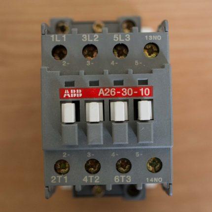 ABB startera marķējums