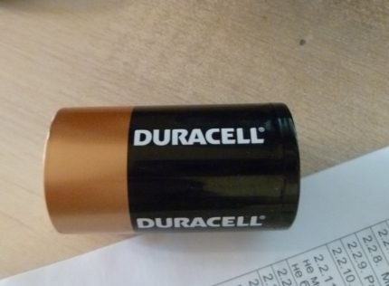 Water heater batteries