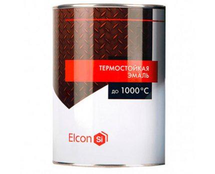 Heat-resistant Elcon paint