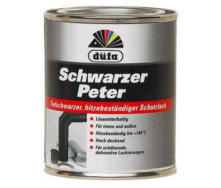 Paint Dufa Scwarzer Peter