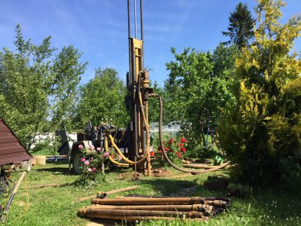 Drill rods and equipment