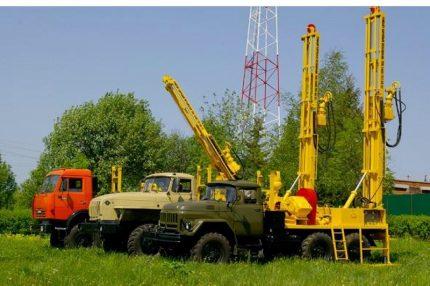 Drilling technique