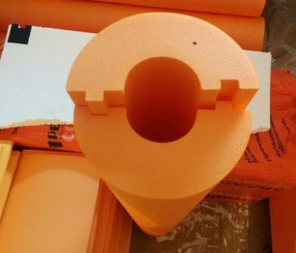 Shell Penoplex Segment
