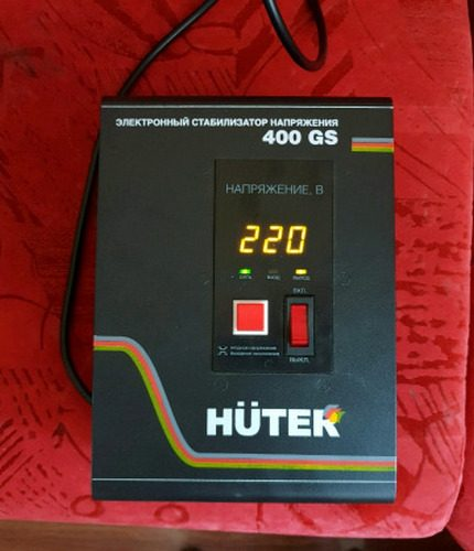 Electronic stabilizer