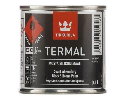 Karstumizturīga Tikkurilla krāsa