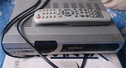 Satellite tv system tuner