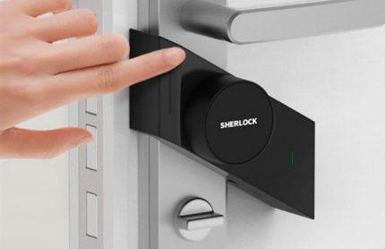 """""""Sherlock M1 Smart Lock"""""""