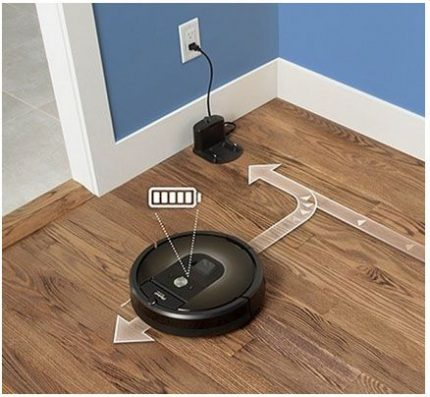 """iRobot Roomba 980"""