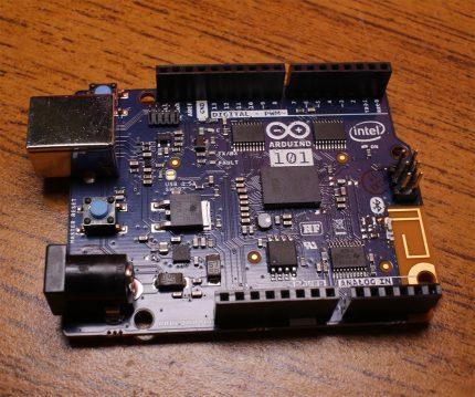 """""""Arduino 101"""" lenta"""