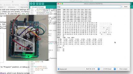 """""""Arduino"""" programos derinimo programa"""